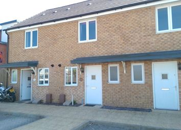 Thumbnail 2 bed terraced house to rent in Fanfare Close, Gosport
