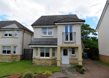 Thumbnail 3 bed detached house for sale in Wheatear Grove, Coatbridge