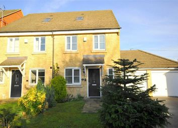 Thumbnail 4 bed semi-detached house for sale in Regency Close, Stonehouse