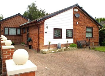 Thumbnail 4 bed detached bungalow for sale in Fallow Fields Drive, Stockport