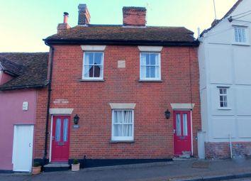 Thumbnail 3 bed terraced house for sale in Prentice Street, Lavenham, Sudbury
