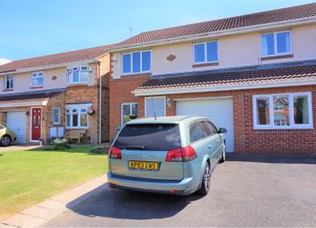 Thumbnail 3 bed semi-detached house for sale in Grainger Close, Eaglescliffe
