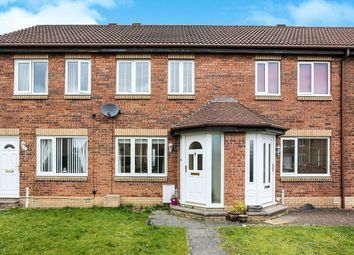 Thumbnail 2 bed terraced house for sale in Wellington Avenue, Heathhall, Dumfries