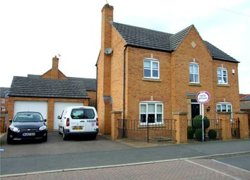 Thumbnail 4 bed detached house for sale in Lindleys Lane, Kirkby-In-Ashfield, Nottingham