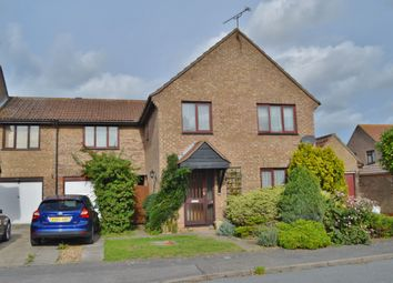 Thumbnail 4 bed link-detached house for sale in Great Field, Trimley St. Mary, Felixstowe