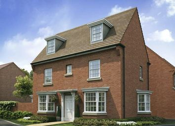 Thumbnail 4 bed semi-detached house for sale in Doseley Park, Doseley, Telford