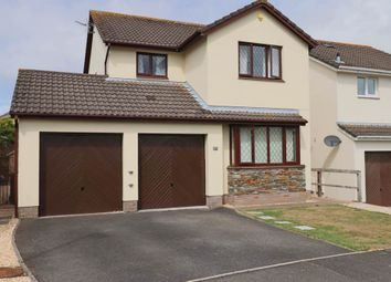 Thumbnail 4 bed detached house for sale in Redlands Road, Fremington, Barnstaple
