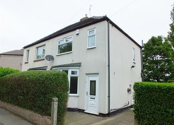 Thumbnail 2 bed semi-detached house to rent in White Lane, Gleadless, Sheffield