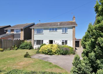 Thumbnail 4 bed detached house to rent in The Rhees, East Street, Colne, Huntingdon