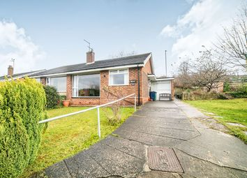 Thumbnail 2 bed bungalow for sale in Gleneagles Road, Low Fell, Gateshead