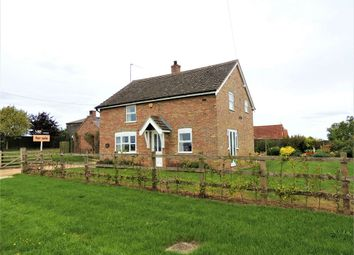 Thumbnail 3 bed cottage for sale in Marham Road, Fincham, King's Lynn