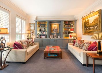 Thumbnail 3 bed flat for sale in Egerton Crescent, London