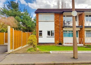 Thumbnail 2 bed maisonette for sale in Manorford Avenue, West Bromwich