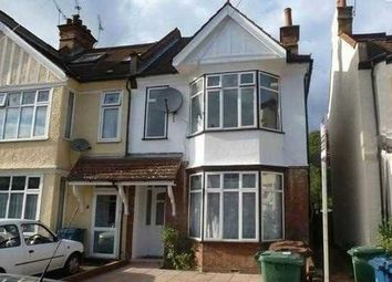 Thumbnail 4 bed property to rent in Wellesley Road, Harrow-On-The-Hill, Harrow