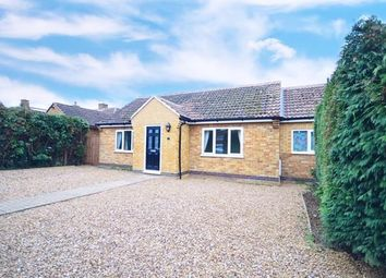 Thumbnail 3 bed detached bungalow to rent in Northampton Road, Broughton, Kettering