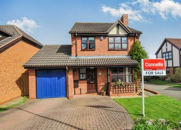 Thumbnail 4 bedroom detached house for sale in Drovers Way, Southam