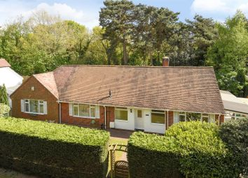 Thumbnail 4 bed bungalow for sale in Oatlands Avenue, Weybridge