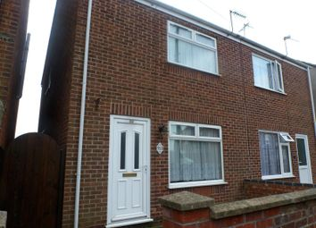 Thumbnail 2 bed end terrace house to rent in St. Margarets Road, Lowestoft