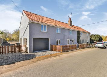 Thumbnail 3 bed property to rent in Reymerston Road, Garvestone, Norwich