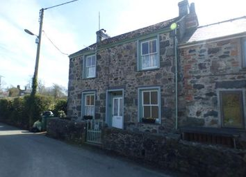 Thumbnail 3 bed end terrace house for sale in Tai Cochion Terrace, Penrallt, Pwllheli, Gwynedd