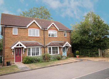 3 bed semi-detached house for sale in West End Close, Steeple Claydon, Buckingham MK18