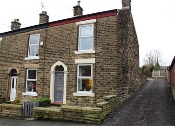 Thumbnail 2 bed end terrace house to rent in Shaw Street, Glossop