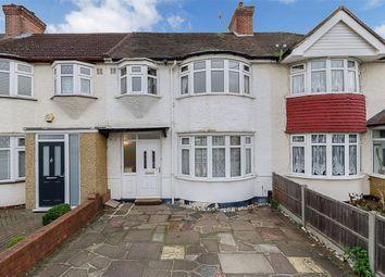 Thumbnail 3 bedroom terraced house for sale in Walton Avenue, Sutton, Surrey