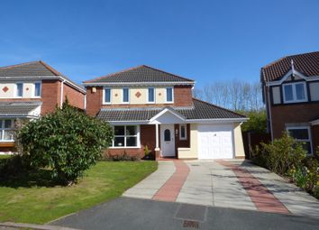 Thumbnail 4 bed detached house for sale in Strawberry Fields, Chester, Cheshire