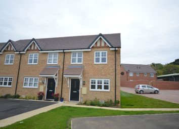 Thumbnail 3 bed terraced house for sale in Highwayman Close, Buckton Fields, Northampton