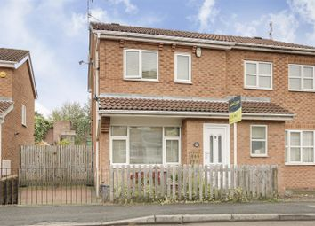 3 bed semi-detached house for sale in Camelot Avenue, Sherwood, Nottinghamshire NG5