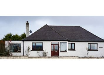 Thumbnail 4 bed detached bungalow for sale in Evelix Road, Dornoch