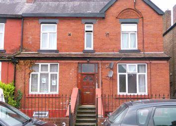 Thumbnail 1 bedroom flat to rent in Buckhurst Road, Levenshulme, Manchester