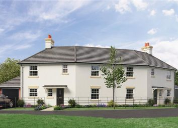 "Thumbnail 3 bed semi-detached house for sale in ""Woodcote"" at Winterbrook, Wallingford"