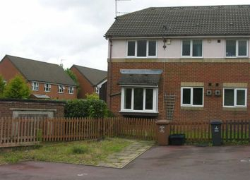 Thumbnail 1 bed terraced house to rent in Kings Walden Rise, Stevenage