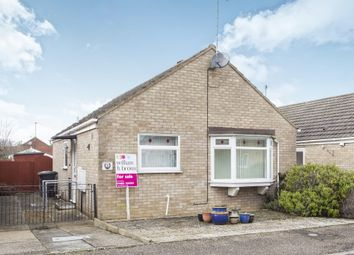 Thumbnail Detached bungalow for sale in Torrey Close, Heacham, King's Lynn
