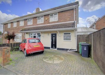 Thumbnail 3 bed semi-detached house for sale in Darvel Road, Hartlepool