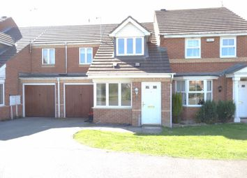 Thumbnail 3 bedroom semi-detached house to rent in Sandringham Road, Coalville
