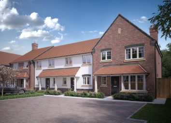 Thumbnail 3 bed terraced house for sale in The Street, Mortimer, Reading