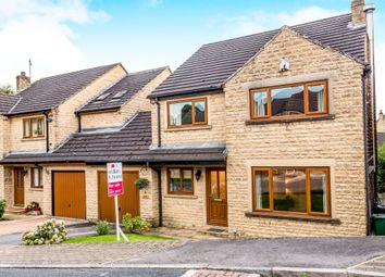 Thumbnail 4 bedroom link-detached house for sale in Chats Wood Fold, Oakenshaw, Bradford