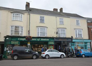 Thumbnail 5 bed maisonette for sale in High Street, Honiton