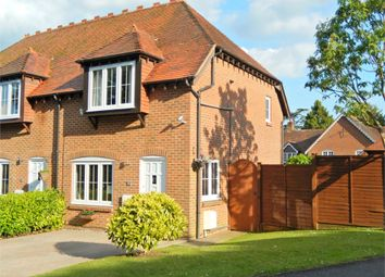 Thumbnail 2 bed end terrace house to rent in Meredun Close, Hursley, Winchester, Hampshire