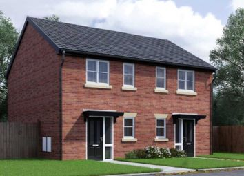 Thumbnail 2 bed mews house for sale in Hough Fold Way, Harwood, Bolton