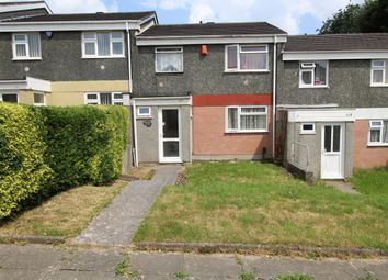 Thumbnail 3 bed terraced house for sale in Ruskin Crescent, Crownhill, Plymouth