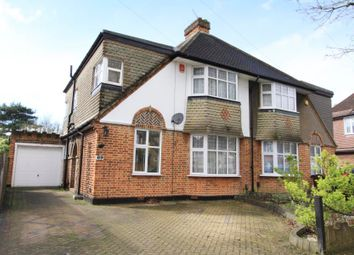Thumbnail 4 bed property to rent in Hill Road, Pinner