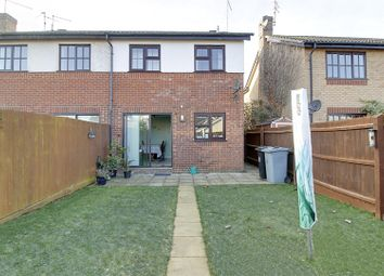 Thumbnail 3 bedroom semi-detached house for sale in Tattershall Drive, Market Deeping, Peterborough