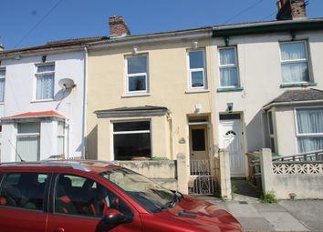Thumbnail 2 bedroom terraced house for sale in Julian Street, Plymouth
