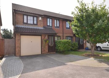 Thumbnail 3 bed semi-detached house for sale in Kingsmead, Abbeymead, Gloucester
