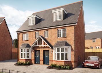 Thumbnail 3 bed town house for sale in Wilfred Way, Tonyrefail
