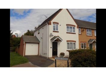 Thumbnail 3 bed end terrace house for sale in Hepworth Road, Swindon