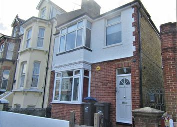 Thumbnail 3 bed flat to rent in St. Pauls Road, Cliftonville, Margate